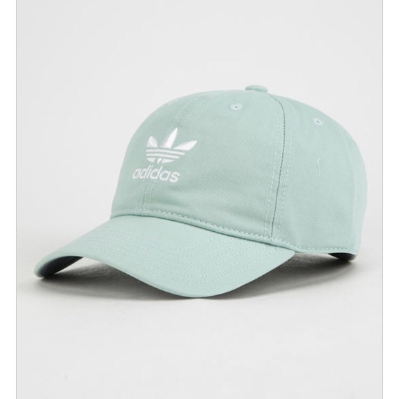 38bf6e3d293 NWT Adidas women s mint green hat